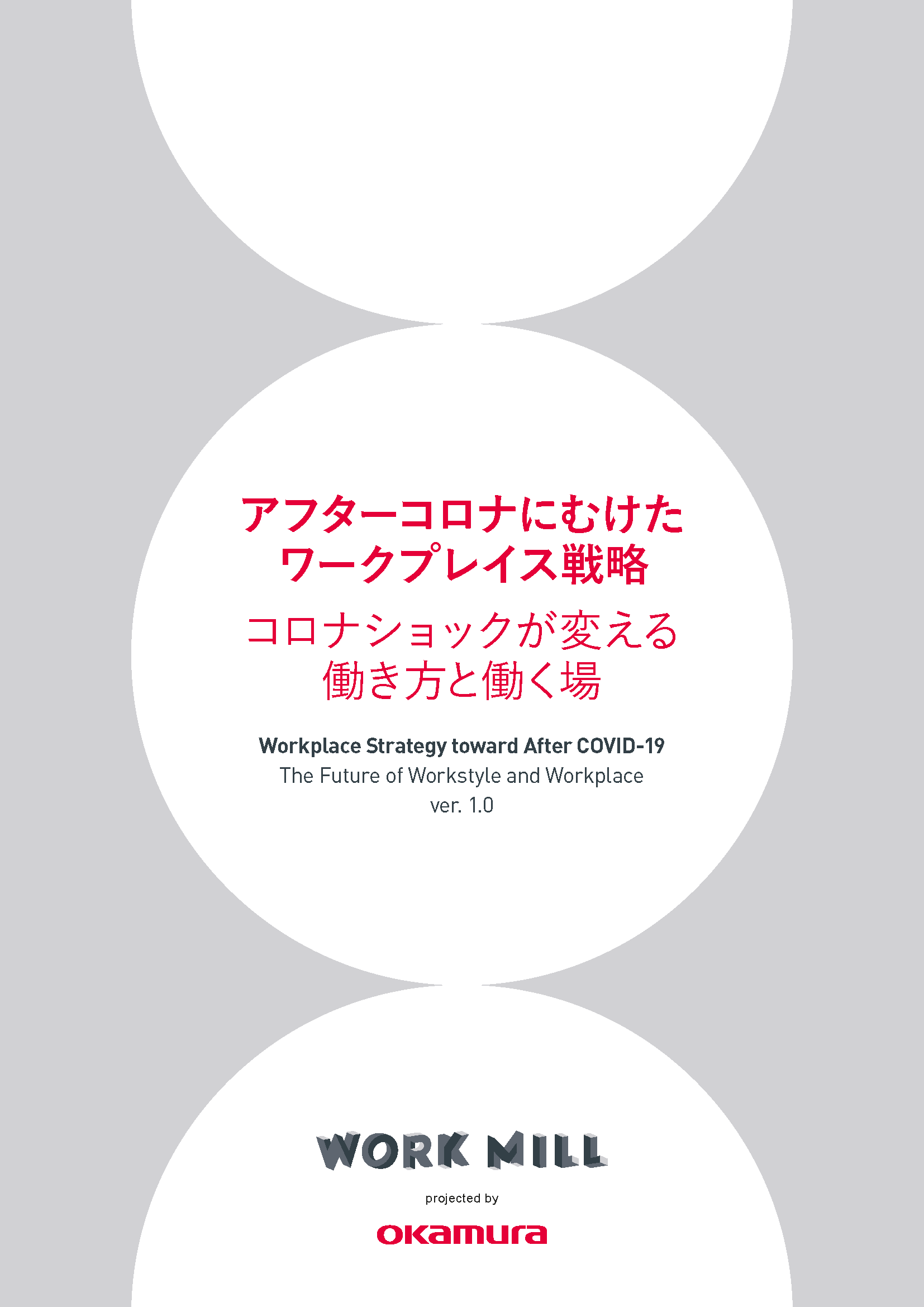 Report design for OKAMURA
