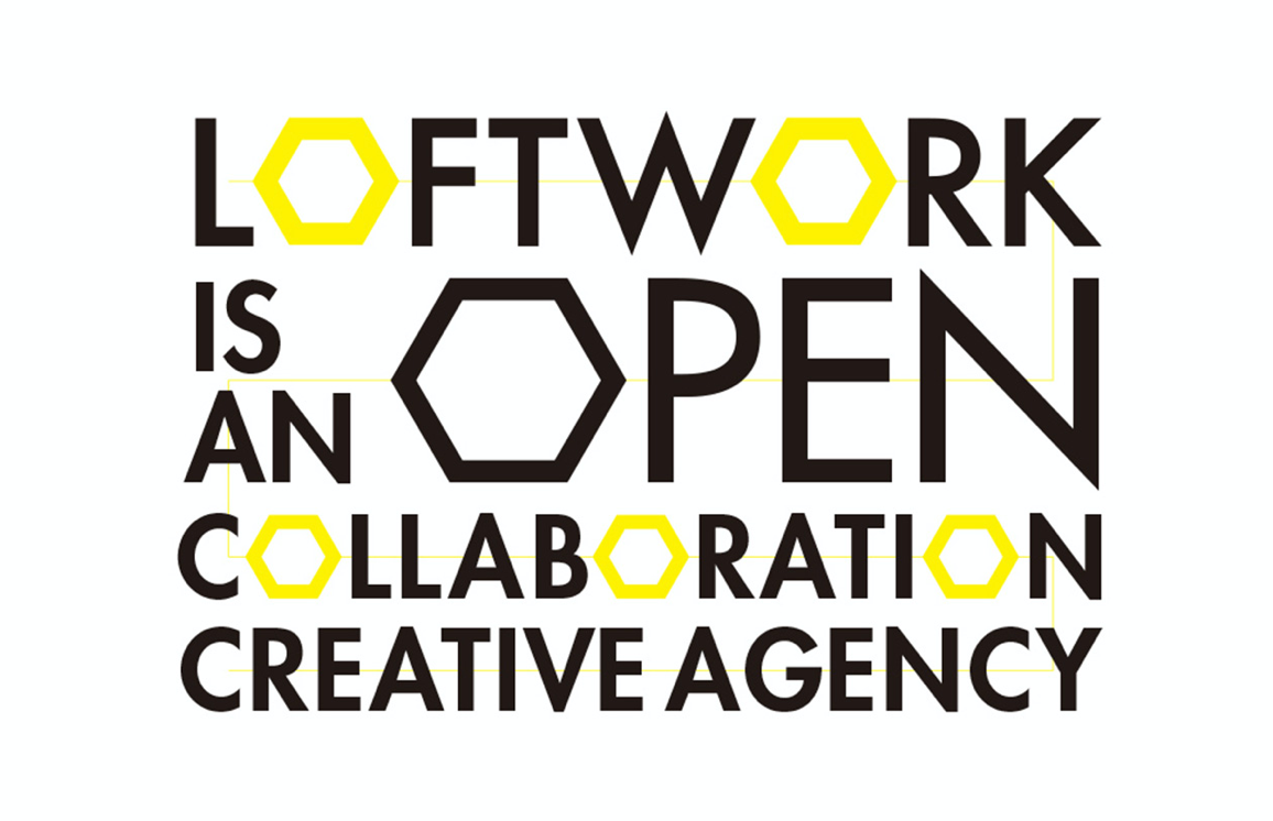 Graphic Design for LOFTWORK company profile