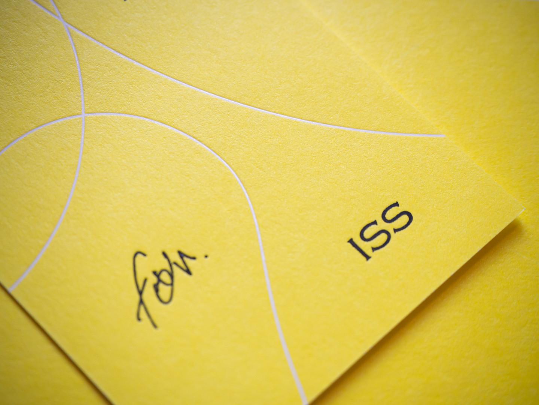 Business card design for Gargle