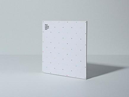Pamphlet design for Next Lighter Design