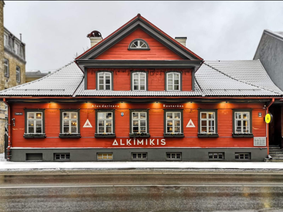 Alkimikis Brewery