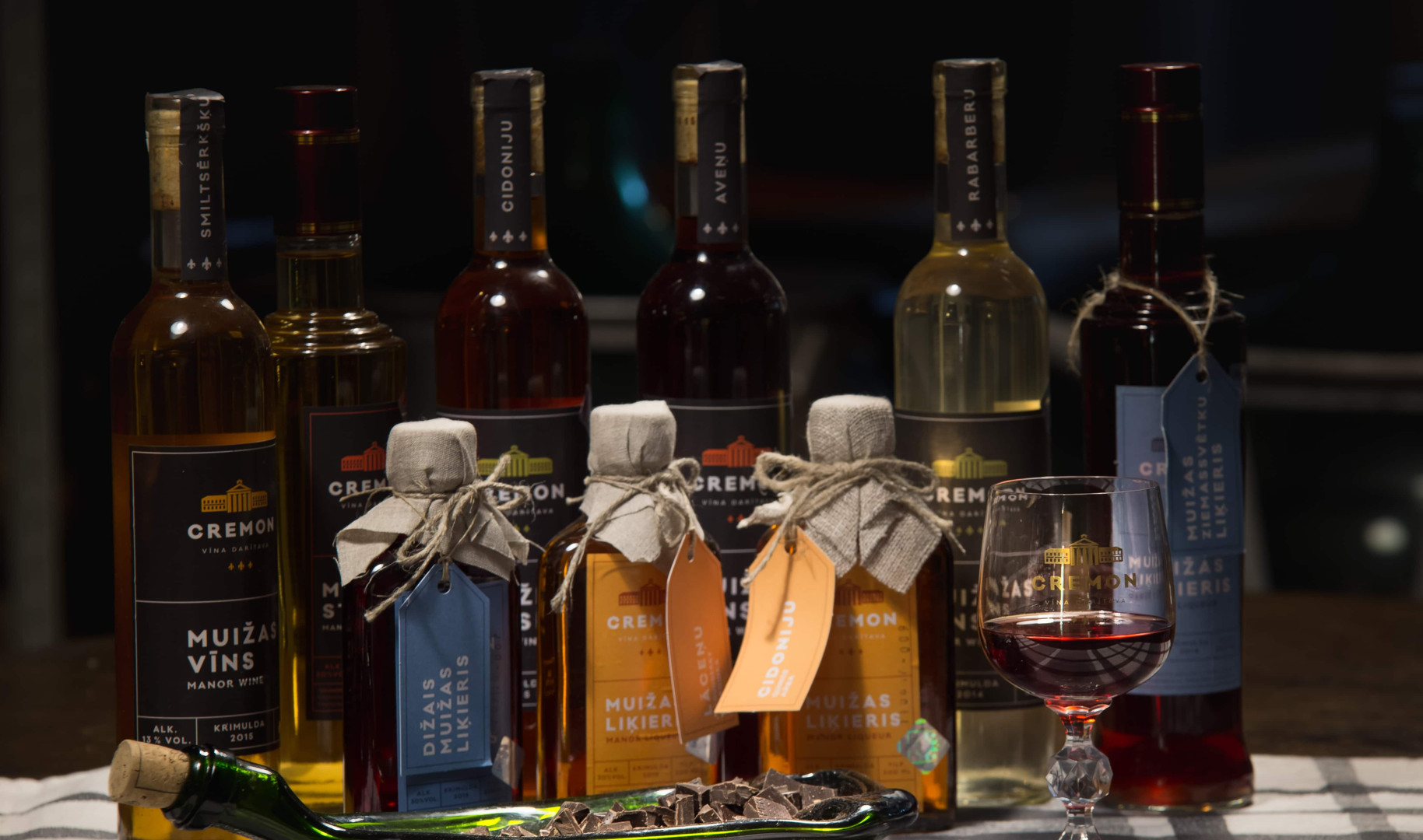 Krimulda Winery