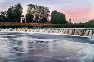 Kuldiga - Venta Waterfall