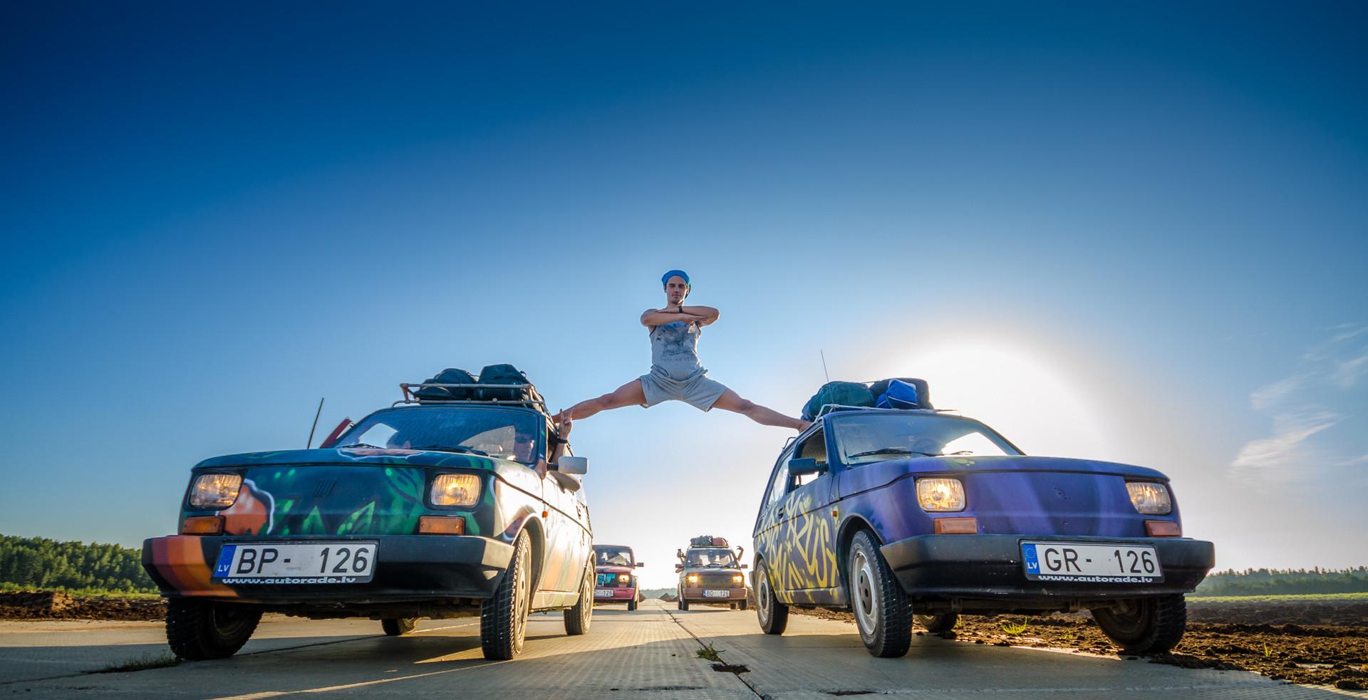 PanCars Riga Race