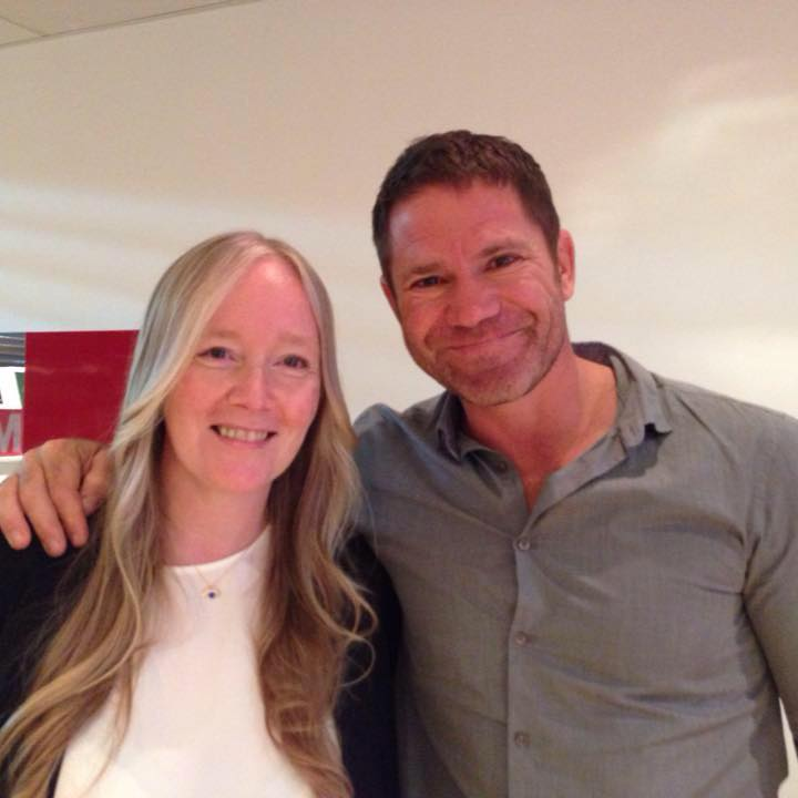 Tina and Steve Backshall
