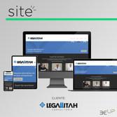 Criação de Site - Legallitah