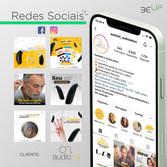 Gestão Redes Sociais - Audionit Centro Auditivo