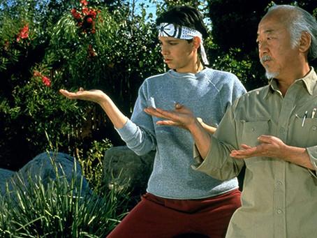 Mentoring & Coaching - Finding your outer Miyagi