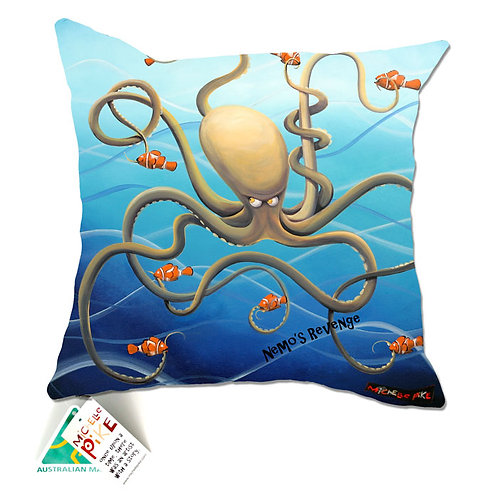 Cushion Cover - Nemo's Revenge