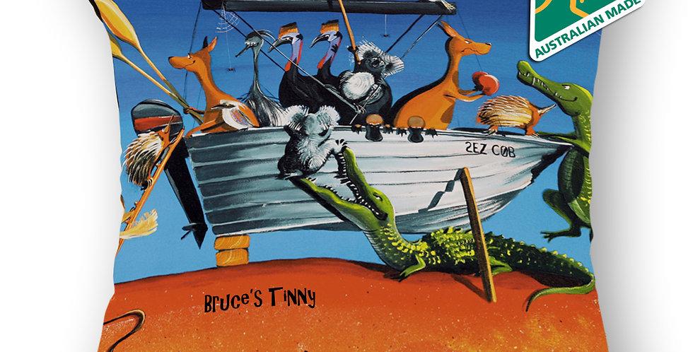Cushion Cover - Bruce's Tinny