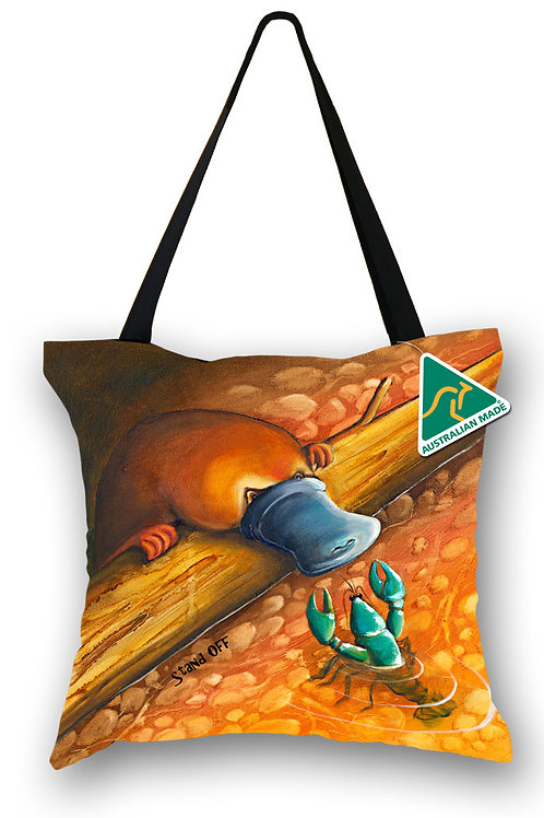 Tote Bag - Stand Off