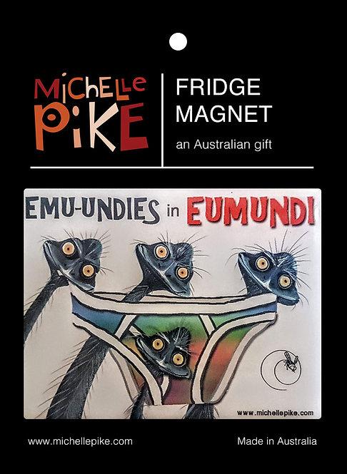 Magnet - Emu Undies