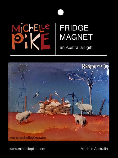 Magnet - Kangaroo Dip