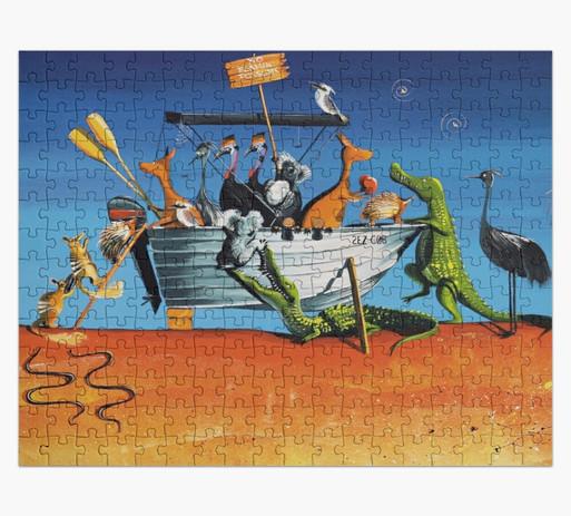 Jigsaw Puzzle - Bruce's Tinny.jpeg