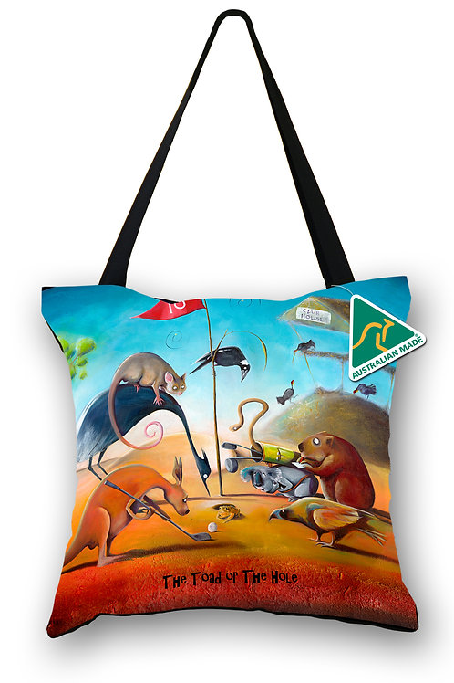 Tote Bag - The Toad or the Hole