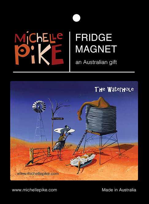 Magnet - The Waterhole