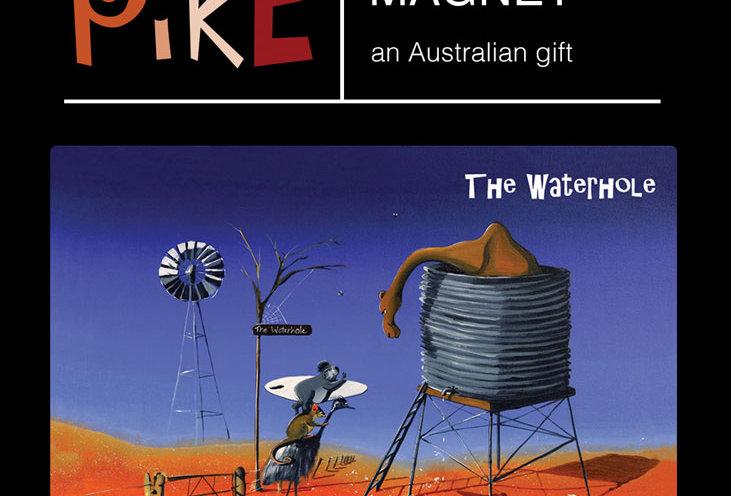 Magnet - The Waterhole