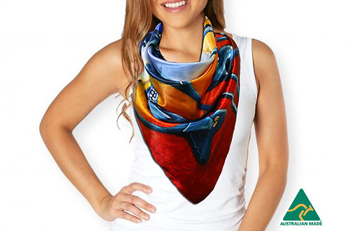 Scarf - Mixed Emotions