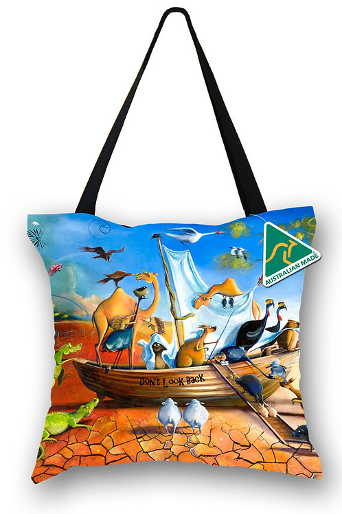 Tote Bag -Don't Look Back