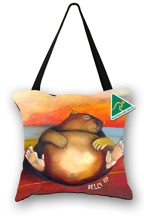 Tote Bag - Belly Up