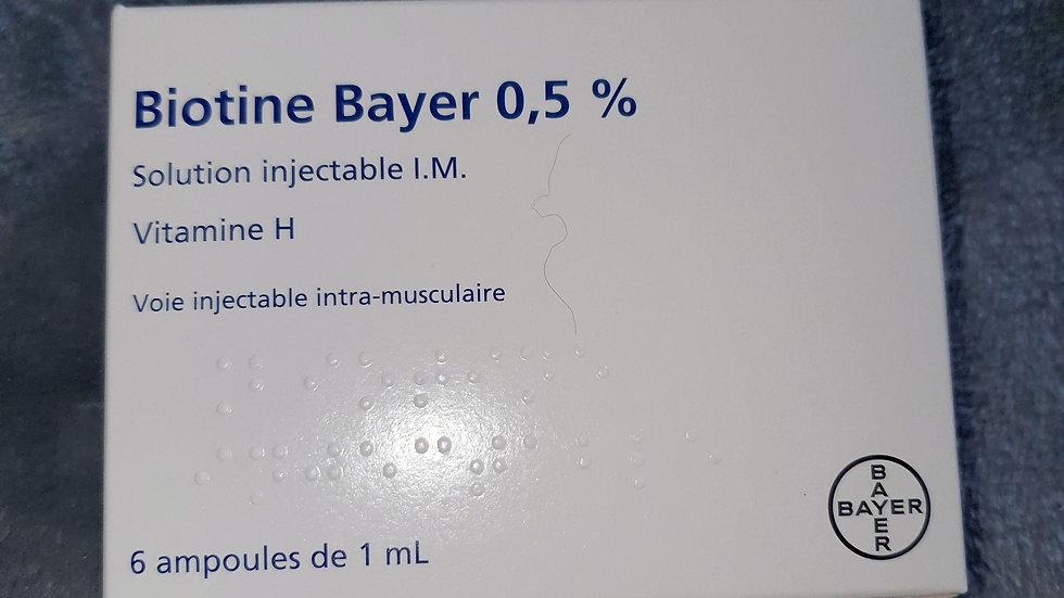 Biotin Injectable