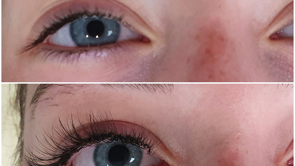 Classic lash extension course with kit