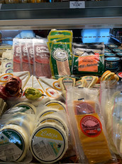 Artisanal Cheese and Meats