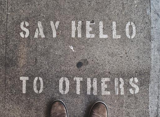 Einfach freundlich sein – wie schwer kann das sein?