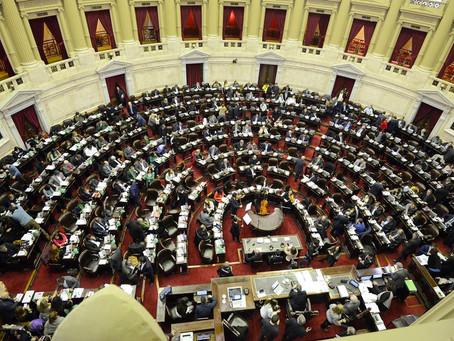 El aborto llega con una débil mayoría en Diputados