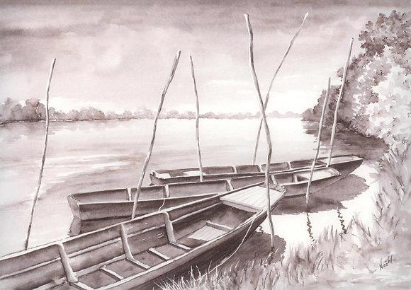 Barques de Loire