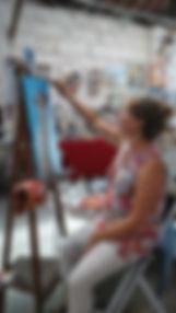 Naêhl_en_train_de_peindre_Céleste.jpg