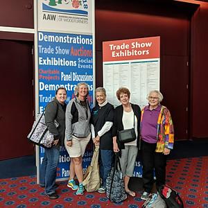2018 AAW Symposium