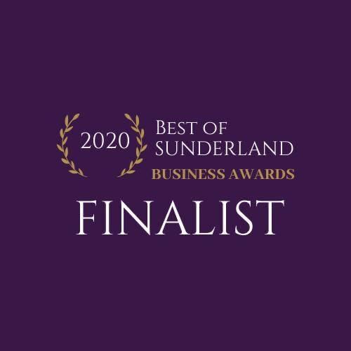 best of sunderland business awards finalist 2020