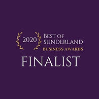 best of sunderland business awards finalist 2020