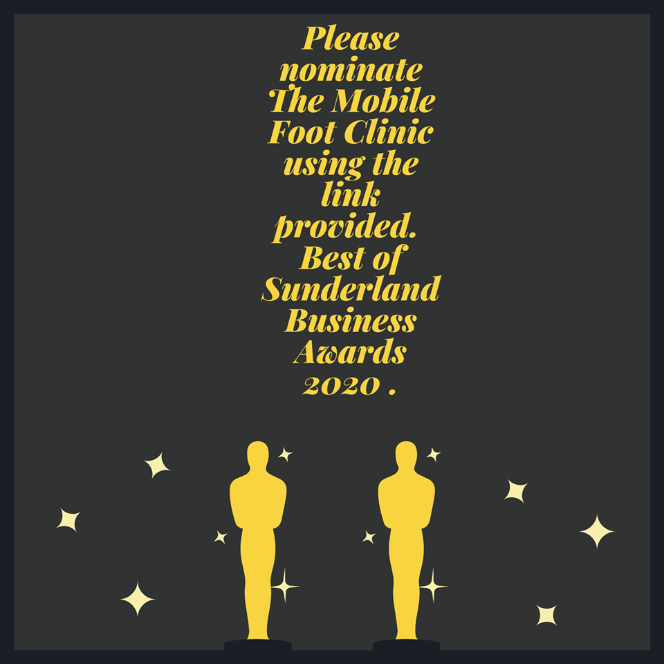 Please nominate The Mobile Foot Clinic