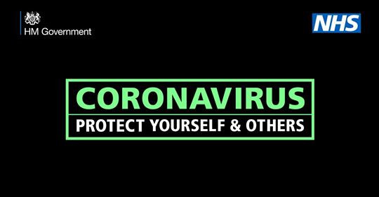 Coronavirus- protect yourself and others