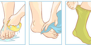 9 Top tips to protect your feet if you have diabetes.