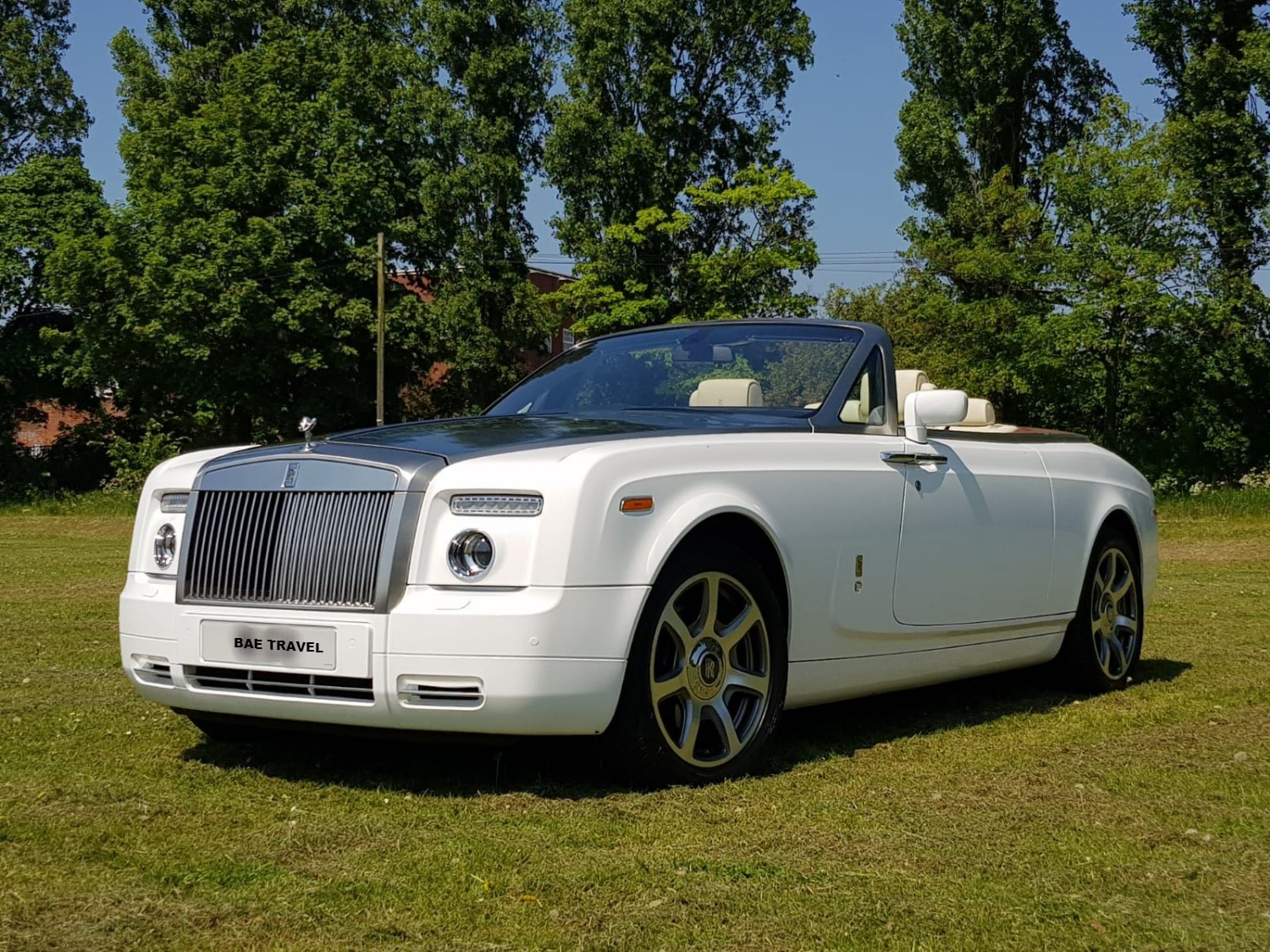 Roll Royce Drophead