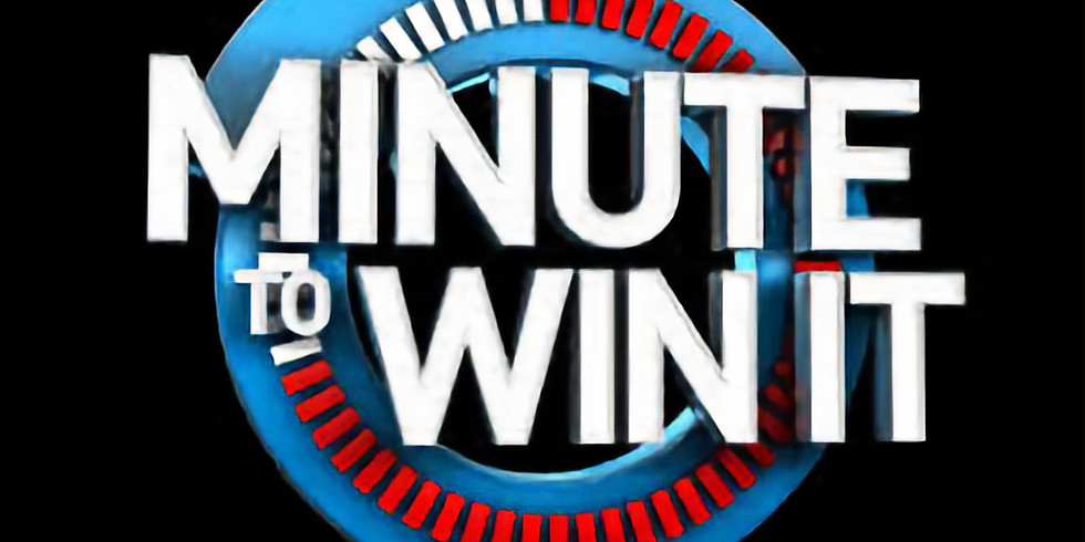 DÉFIS UNE MINUTE POUR GAGNER / ONE MINUTE TO WIN IT CHALLENGES