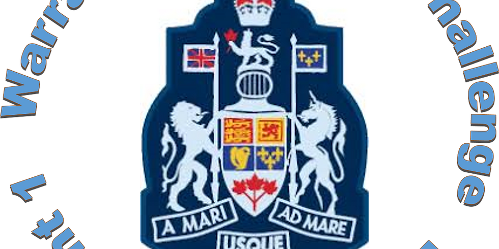 WARRANT OFFICER 1ST CLASS' CHALLENGE FEBRUARY 1, 2019