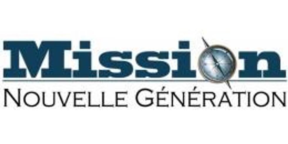 DECEMBER 20, 2018 - COMMUNITY SERVICE  MISSION NOUVELLE GÉNÉRATION BROSSARD
