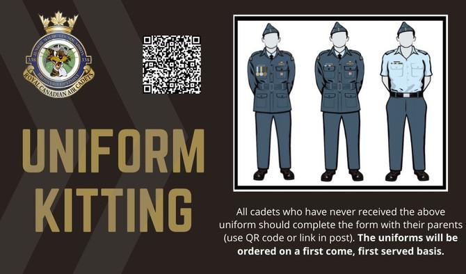 Uniform Kitting