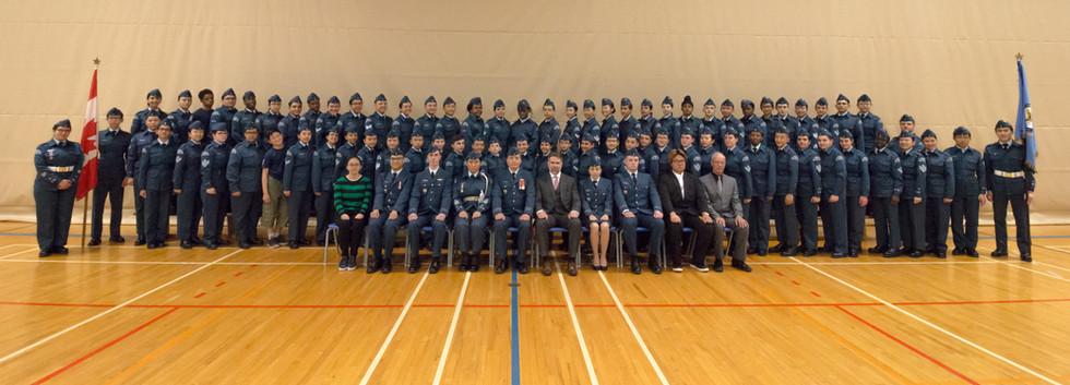 Photo de l'escadron