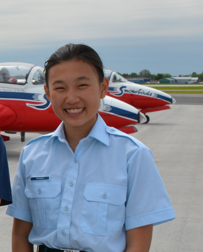 TWO JUNIOR WILDCATS CADETS WINS AT THE REGIONAL OPTIMIST CLUB EFFECTIVE SPEAKING COMPETITION