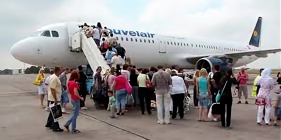 ST-HUBERT AIRPORT OPERATION SIMULATION