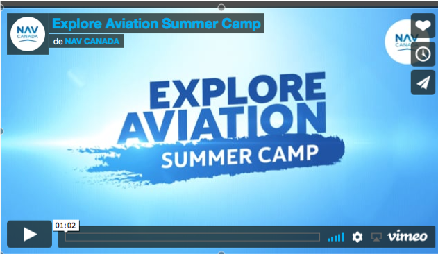 NAV CANADA SUMMER TRAINING OPPORTUNITY