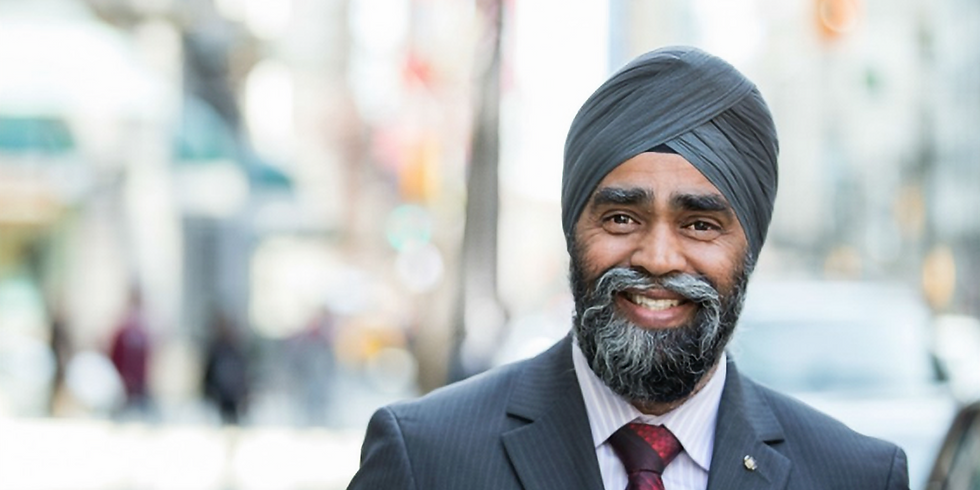 Questions for Q&A Session with the Honourable Harjit Sajjan