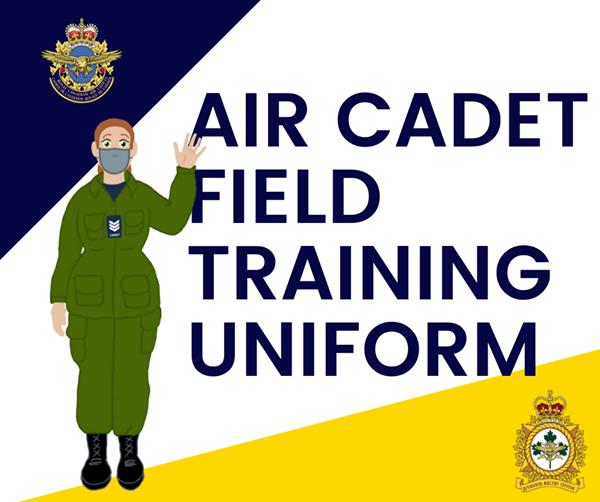 Field Training Uniform Distribution (APR 25, 9:00AM - 4:30PM)
