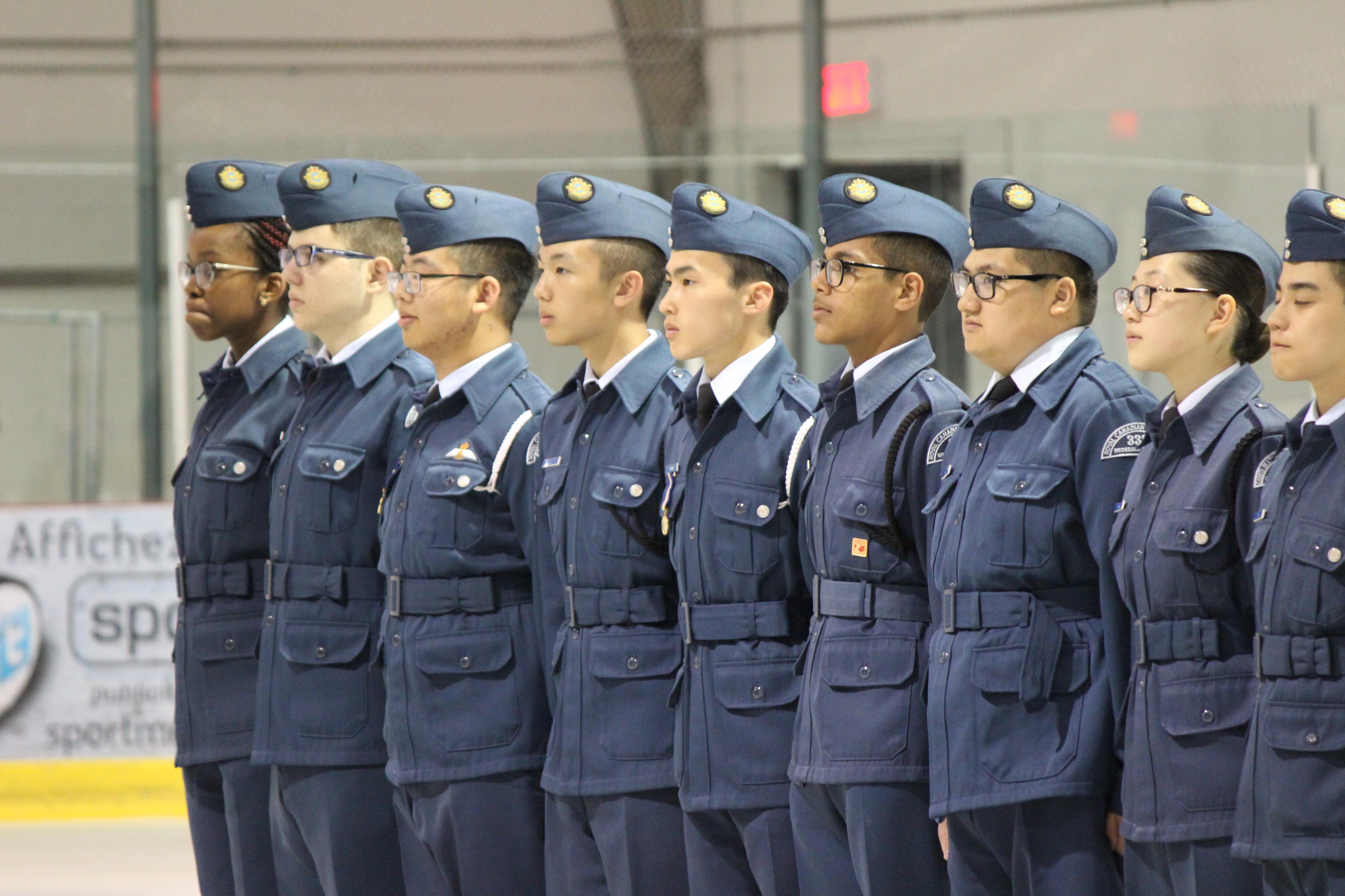 Cadet Uniform Clothing