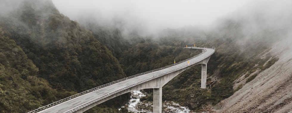 architecture-bridge-daylight-fog-584578.